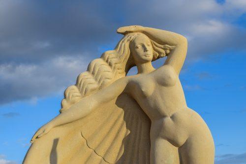 Afrodite - A Deusa do amor