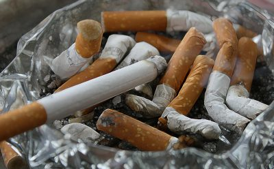 Simpatia para fazer alguém parar de fumar