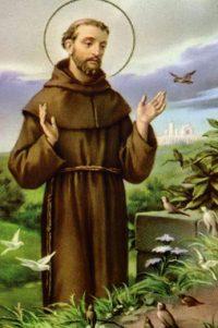 Oração de São Francisco de Assis para os animais