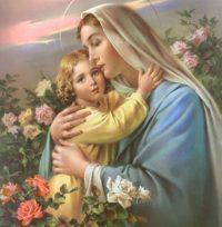 virgem maria proteção contra o mal