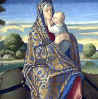 Oração Nossa Senhora do Desterro para proteção