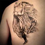 Tatuagem de Orixá