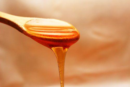 Banho de canela e mel