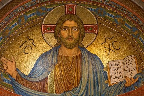 Oração das mãos ensanguentadas de Jesus