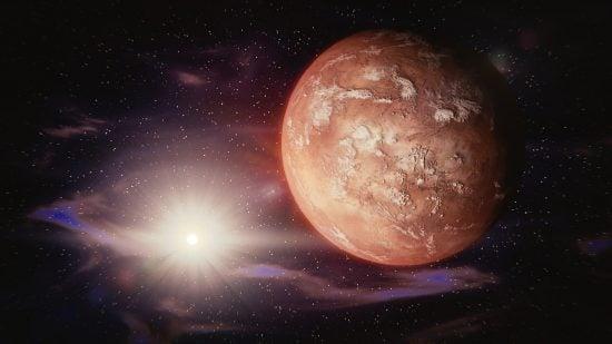 Marte em Touro