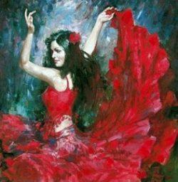 Oração a Cigana Rosa Vermelha para o amor