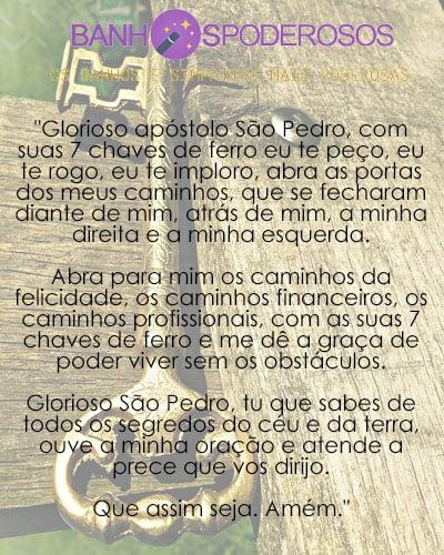 São Pedro 7 Chaves
