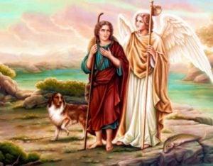 Anjo Rafael - Oração de Cura
