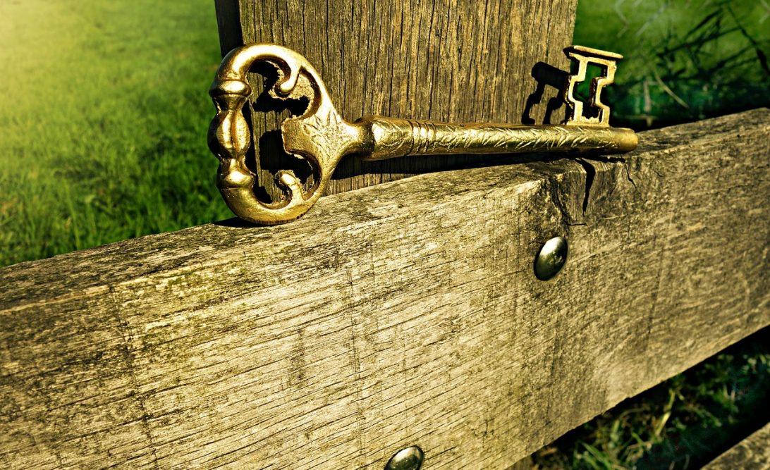 Oração das sete chaves da felicidade