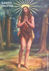 Oração de amarração para Santo Onofre