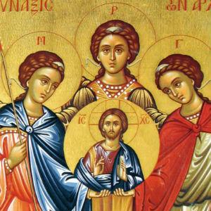 Oração dos três anjos para trazer o amor de volta