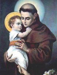Oração de Santo António pequenino para fechar o corpo