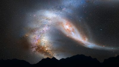 Oração espírita de gratidão ao universo