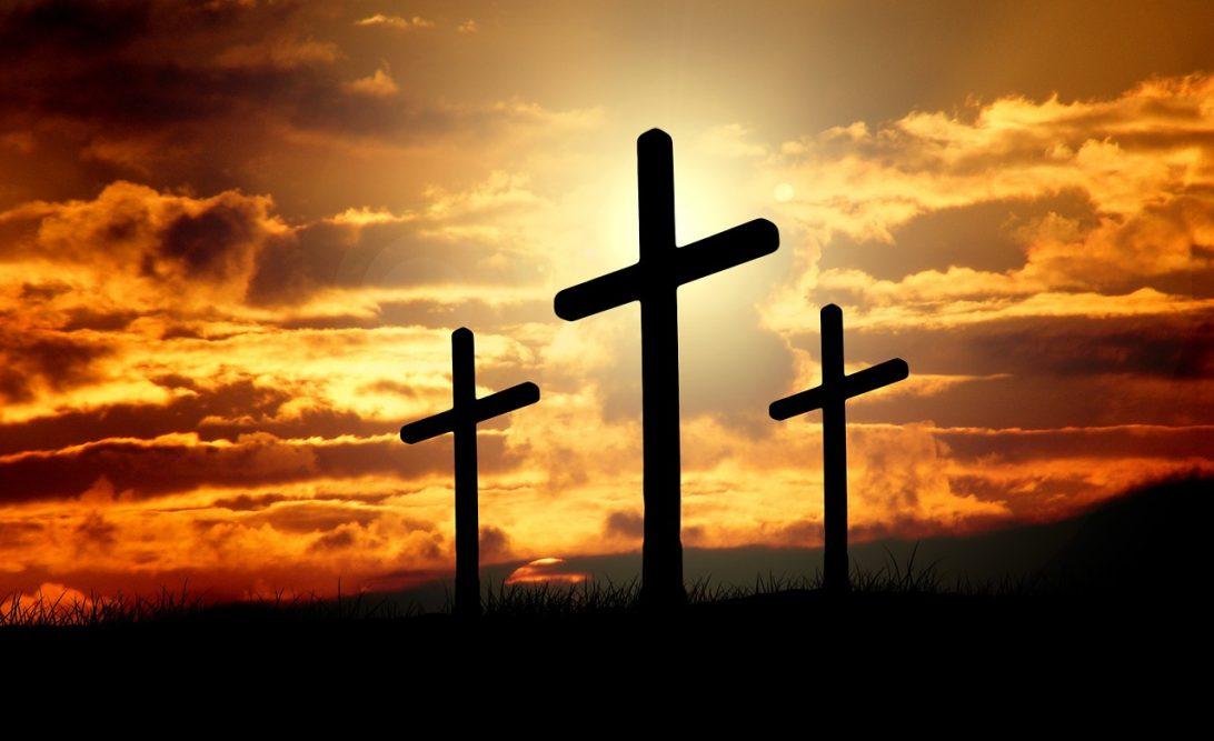 A cruz sagrada seja minha luz