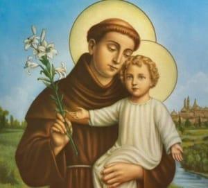Oração de Santo António para marido ser fiel e apaixonado