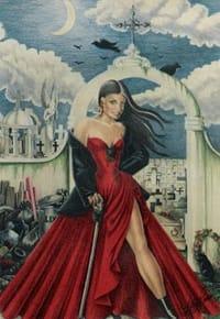Maria das Almas