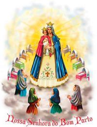 Oração para ter um bom parto