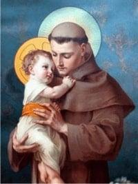 restaurar o amor do marido com Santo Antonio