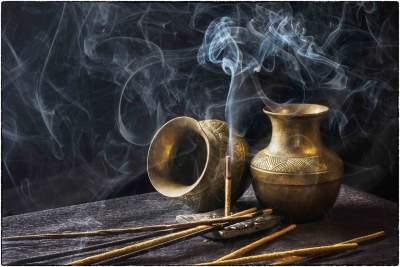 ritual de purificação