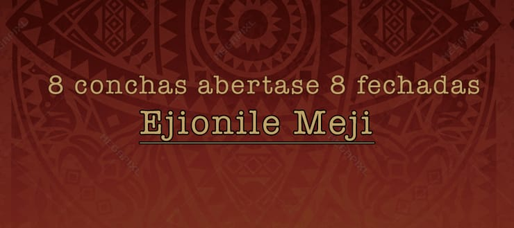 Ejionile Meji