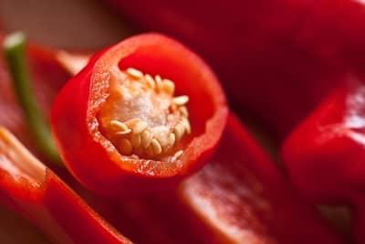 Afastar inimigos com simpatia com pimenta