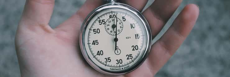Significado das horas e minutos invertidos