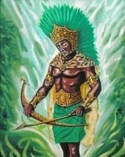 Oxóssi na Umbanda
