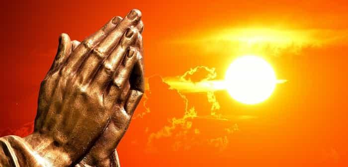 Oração para reconciliação imediata