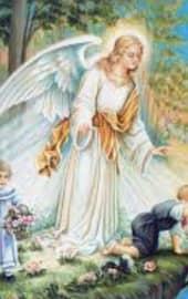 Anjo da Guarda do bebê