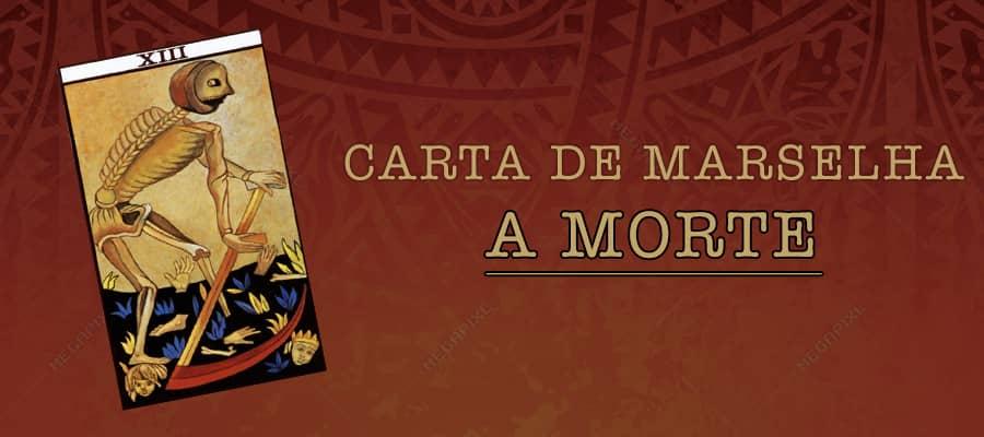 A Morte no Tarot de Marselha