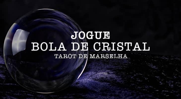 Tarot de Marselha bola de cristal