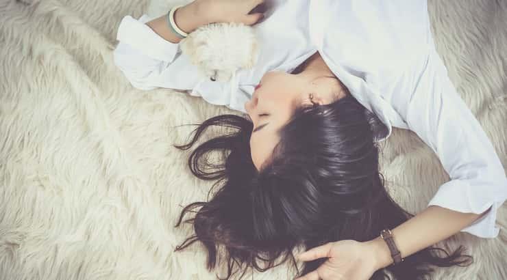 Oração para dormir e acordar bem