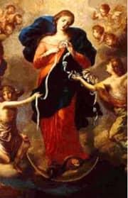 Maria desatadora dos nós