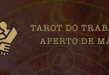 O aperto de mãos no Tarot do Trabalho