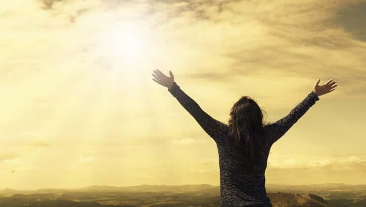 Salmo para acalmar o coração