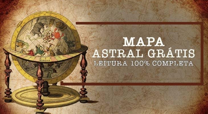 Mapa Astral Completo Grátis