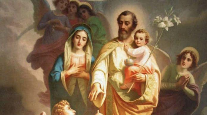 Oração de São José dormindo