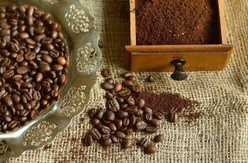Simpatia do café coado na calcinha