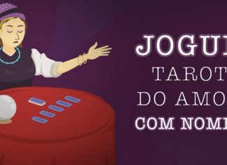 Tarot do Amor com Nomes