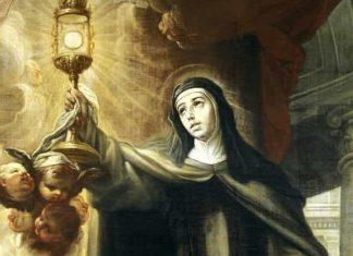 Oração de Santa Clara