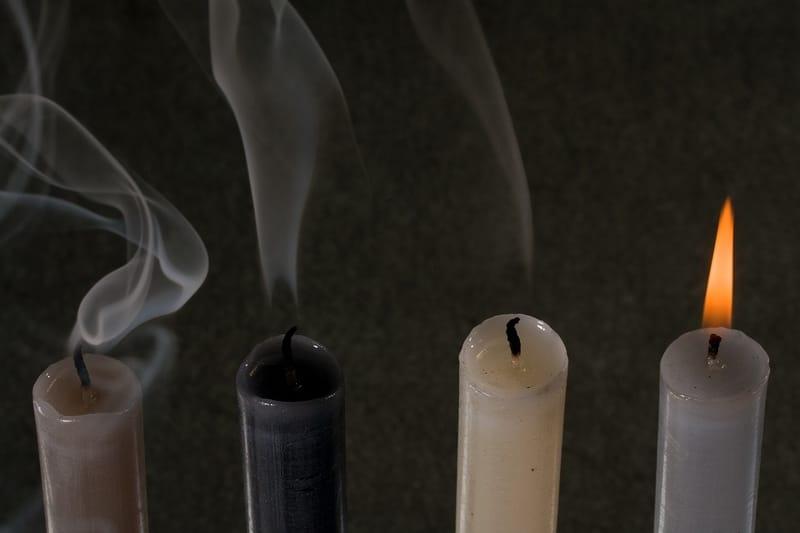 O Que Significa Sentir Cheiro de Vela