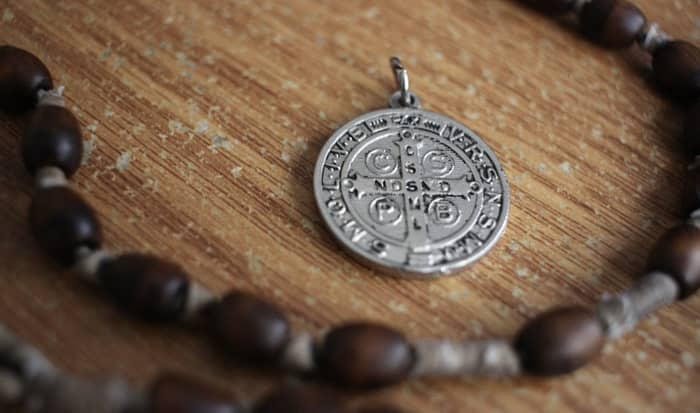 Oração da Medalha das Duas Cruzes