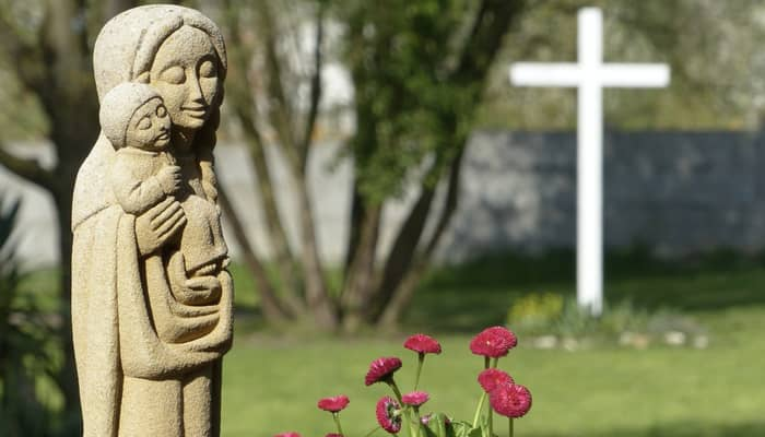 Novena em honra a gravidez de Nossa Senhora