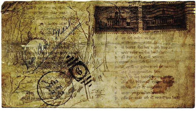 Qual é o significado da carta 27 (a Carta) no Baralho Cigano