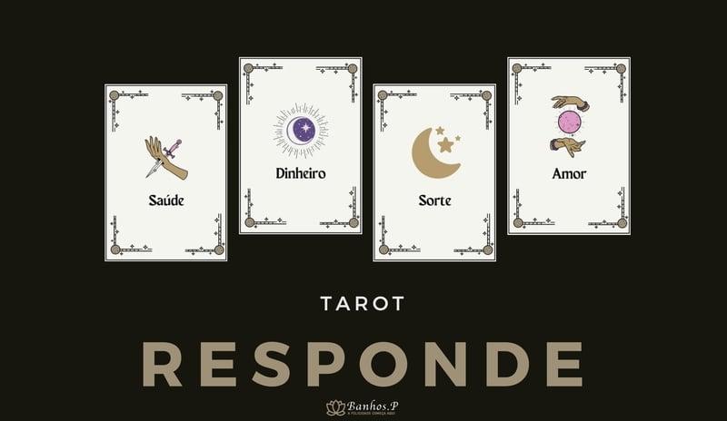 Tarot Responde: Ele vai voltar? Tire 1 Carta do Sim / Não!