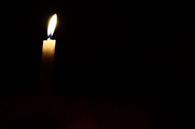 Significado da vela preta na espiritualidade