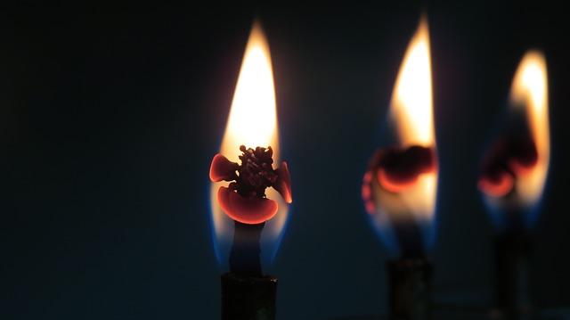 Significado de sonhar com vela preta