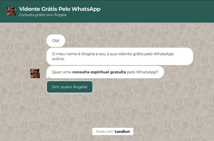 Vidente Grátis pelo WhatsApp: Faça uma consulta espiritual gratuita!