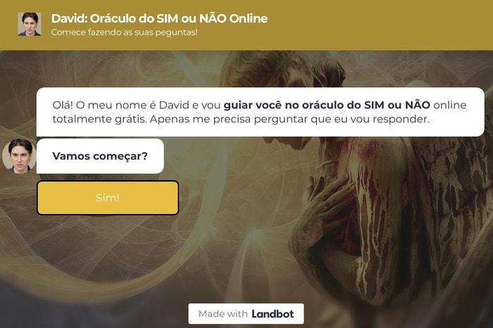 Oráculo do SIM ou NÃO Online: 5 Respostas Grátis